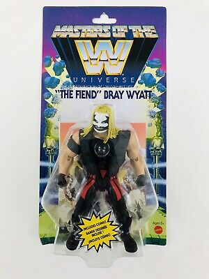 $26.99 • Buy Masters Of The WWE Universe: The Fiend Bray Wyatt - Wave 4
