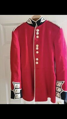 £135 • Buy Genuine Scots Guards Jacket. Red Army Uniform