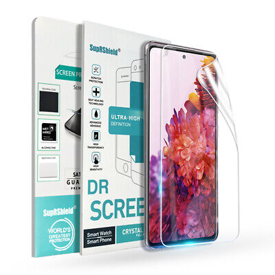 AU5.99 • Buy For Samsung Galaxy S20 FE 5G S20 S21 Plus Ultra Hydrogel Full Screen Protector