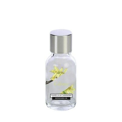 Wax Lyrical Vanilla And Cashmere Colony 15ml Refresher Oil • 7.49£