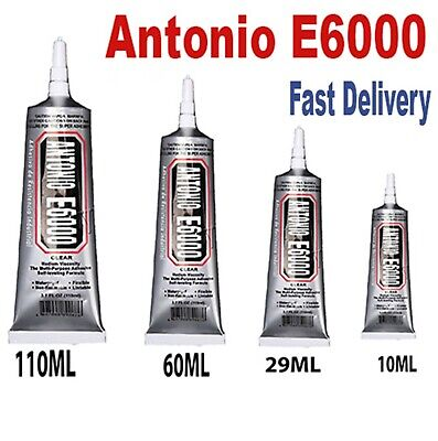 Original E6000  110ml  29ml  9ml Glue Multi-Purpose Industrial Strength FREE Uk1 • 3.39£