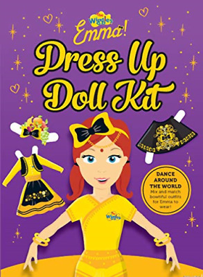 The Wiggles Emma! Dress Up Doll Kit (US IMPORT) BOOK NEW • 5.20£