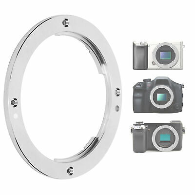 $ CDN18.64 • Buy E Camera Body Mount Ring Replacement For Sony A7 A7R A7II A9 A6400 Free Shipping