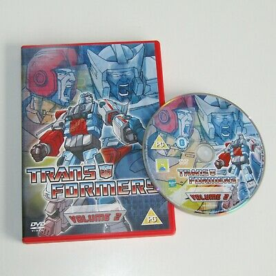 £4.95 • Buy Transformers The Animated Series DVD  Season 3 Volume 2    Set After The Movie