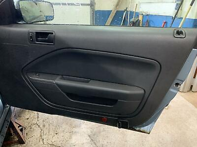 $170.99 • Buy Front Door Trim Panel FORD MUSTANG Right 05 06 07 08 09
