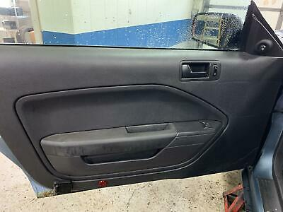 $170.99 • Buy Front Door Trim Panel FORD MUSTANG Left 05 06 07 08 09
