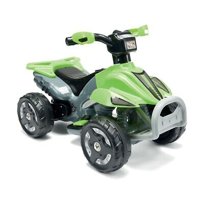 AU119.70 • Buy Indoor/Outdoor Rechargeable 6V Electric Quad Ride On/Motorbike/Bike//Toddler FF