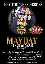 £4.30 • Buy Mayday Tugs Of War (DVD,  3-Disc Freepost In Very Good Condition *
