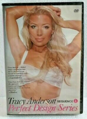 £14.65 • Buy Tracy Anderson Perfect Design Series Sequence 1 DVD (2010)