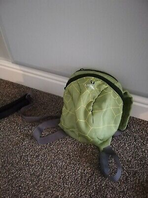 Littlelife Toddle Turtle Backpack With Reins • 4£