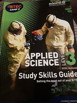 £12.99 • Buy BTEC Level 3 National Applied Science Study Guide By Julie Matthews (Paperback,…