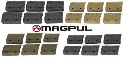 $14.05 • Buy Magpul M-LOK Type 2 Rail Cover Polymer 6 Pack MAG603 Black, FDE, Gray, OD Green