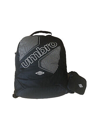 Brand New Umbro Veloce Ll Backpack With Pencil Case • 9.99£