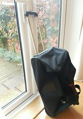 Large Wenger Swiss Gear Wheeled Travel Bag Trolley Excellent Condition • 35£