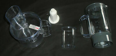 Kenwood Food Processor FP120 + FP190, Bowl, Lid Plunger, Liquidzer, Blade • 29.99£