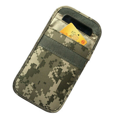 Cell Phone Use Blocker Pouch Anti Radiation Signal Shield Bag Portable Storage • 4.15£