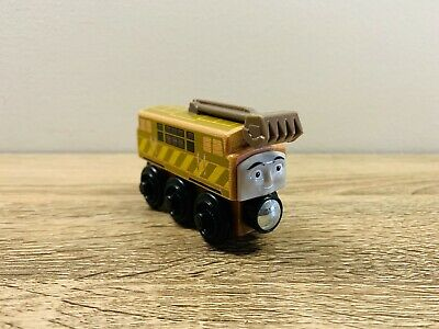 Diesel 10 - Thomas The Tank Engine & Friends Wooden Railway Trains Exposed Wood • 7.64£