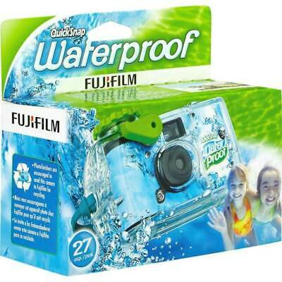£7.80 • Buy Underwater FujiFilm Disposable Cameras Quick Snap Waterproof Camera
