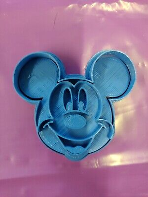 Mickey Mouse Disney Biscuit Cookie Pastry Cutter Cake Baking Decoration Toast • 3.99£