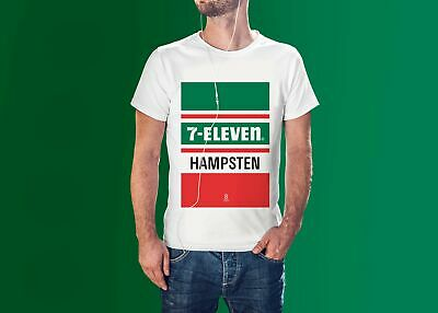 AU41 • Buy Andy Hampsten 7 Eleven Team T-Shirt