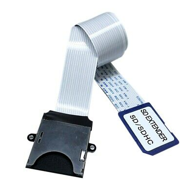 SD To SD Card Extension Cable Card Read Adapter Flexible Extender Micro-SD W3L6 • 3.19£