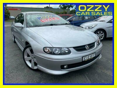 AU48950 • Buy 2002 Holden Monaro V2 Series II CV8 Silver Automatic 4sp A Coupe