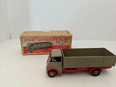£241.15 • Buy Dinky Toys 511 Guy Otter 4-Ton Lorry, 1947-48,  First Type, First Box. Mint