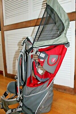 Little Life Littlelife Backpack Carrier Cross Country S2 With Sun & Rain Cover • 49£