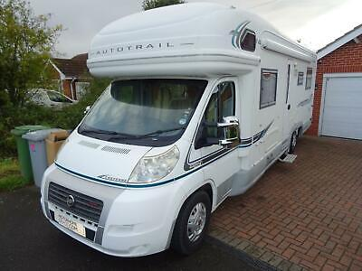 Auto-trail Cheyenne 840D SE Highline 6 Berth Rear Fixed Bed Motorhome For Sale • 38,999£