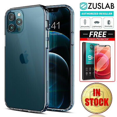 AU11.95 • Buy For IPhone 12 11 Pro Max Mini XS XR 8 7 6 Plus Case Clear Slim Heavy Duty Cover