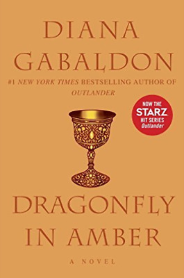 AU28.48 • Buy Gabaldon Diana-Dragonfly In Amber (US IMPORT) BOOK NEW