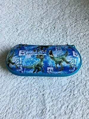 Jurassic World Childrens Kids Zip Up Glasses Spectacle Sunglasses Case New • 4.99£
