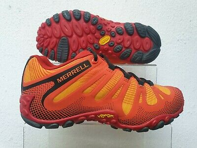 Merrell Womens Ladies Chameleon Ii Flux Hiking Trail Running Trainers Shoes 4.5 • 49.95£