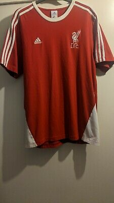 Adidas Men's Liverpool FC Jersey T-Shirt Size M, Used, Very Rare. • 12£