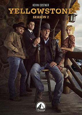 AU40.99 • Buy Yellowstone: Season Two-yellowstone: Season Two (us Import) Dvd New