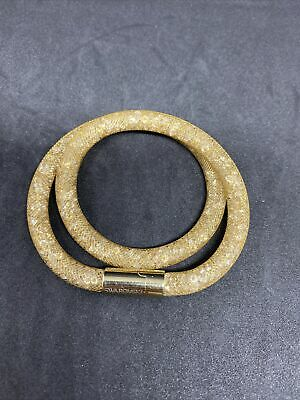 Swarovski Bracelet Gold Necklace Magnetic Clip Original Piece Ladies Jewellery • 5.99£