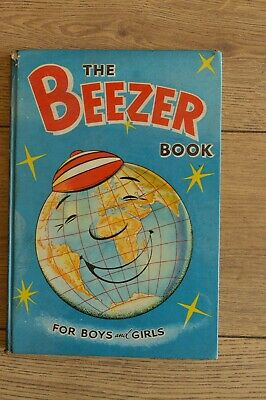 The Beezer Book For Boys And Girls 1961 • 7.95£
