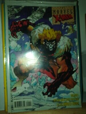 THE MARVEL X-MEN COLLECTION By JIM LEE #1# Marvel Comics 1992 NM & Signed By Lee • 15£