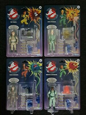 AU149 • Buy Hasbro The Real Ghostbusters Kenner Classics Set - 4 Figures - Wave 1