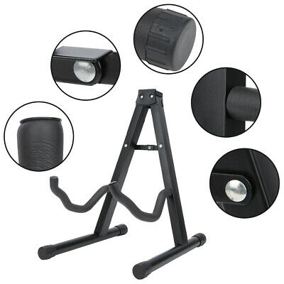 $ CDN25.97 • Buy Guitar Stand A Type Floor Style Foldable Ukulele Musical Instruments Accessories
