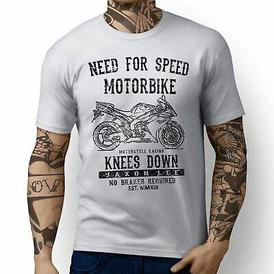 JL Speed Illustration For A Yamaha YZF-R1 2007 Motorbike Fan T-shirt • 19.99£