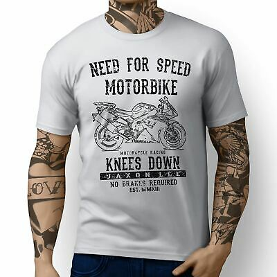 JL Speed Illustration For A Yamaha YZF-R1 2003 Motorbike Fan T-shirt • 19.99£