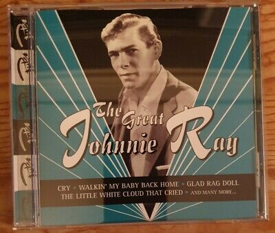 The Great Johnnie Ray CD • 0.99£
