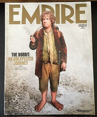 Empire Magazine - December 2012 - The Hobbit (Subscribers Cover) #282 • 2£