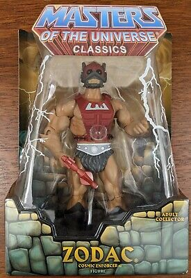 $85.99 • Buy Zodac MOTU MOTUC Masters Of The Universe Classics Sealed - FREE SHIPPING