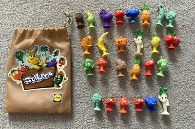 Lidl Stikeez / Stickeez Bundle • 3£