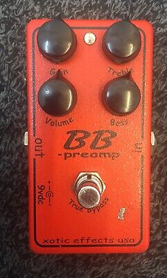Xotic Effects BB Preamp • 110£