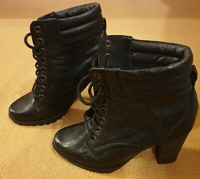 Red Herring Leather Boots  • 4.99£