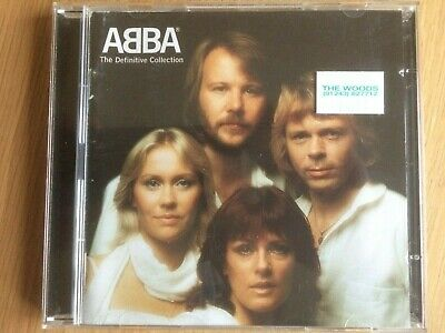 Abba - 2 CDs ( The Definitive Collection ) 2001 • 2.99£