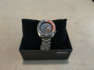 $ CDN393.14 • Buy Seiko Padi Automatic Prospex Pepsi Turtle Divers 200M Men's Watch SRPA21